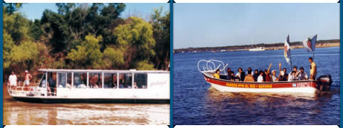 Excursion Fluvial en Concepcion del Uruguay